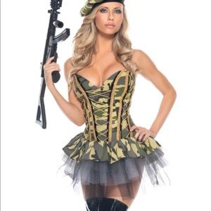 Other - Sexy military costume